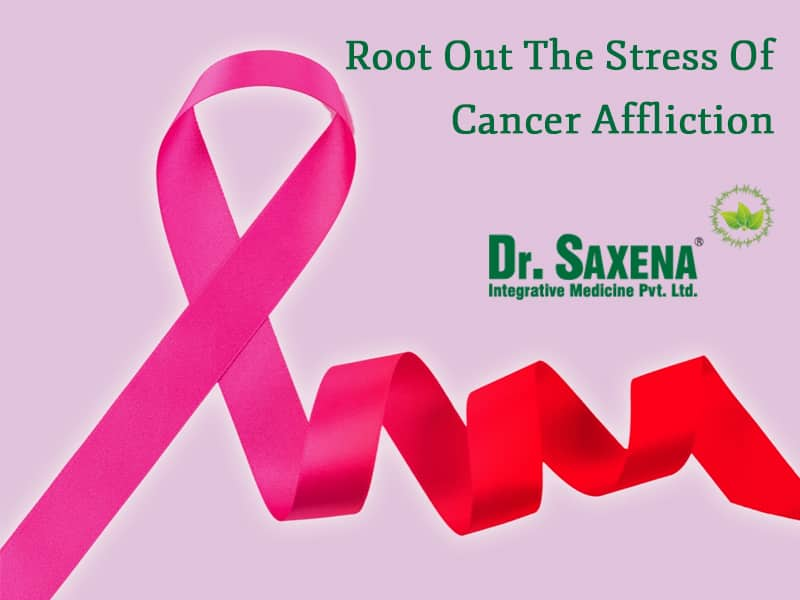 Root Out The Stress Of Cancer Affliction