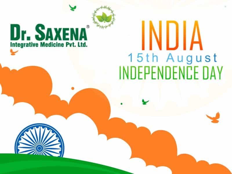 Dr. Saxena Clinic Wishing You A Happy Independence Day