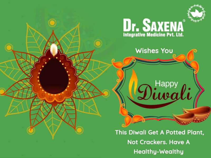 May The Glow Of Diyas Light Your Path Of Success !!! Happy Diwali !!! – Dr. Saxena