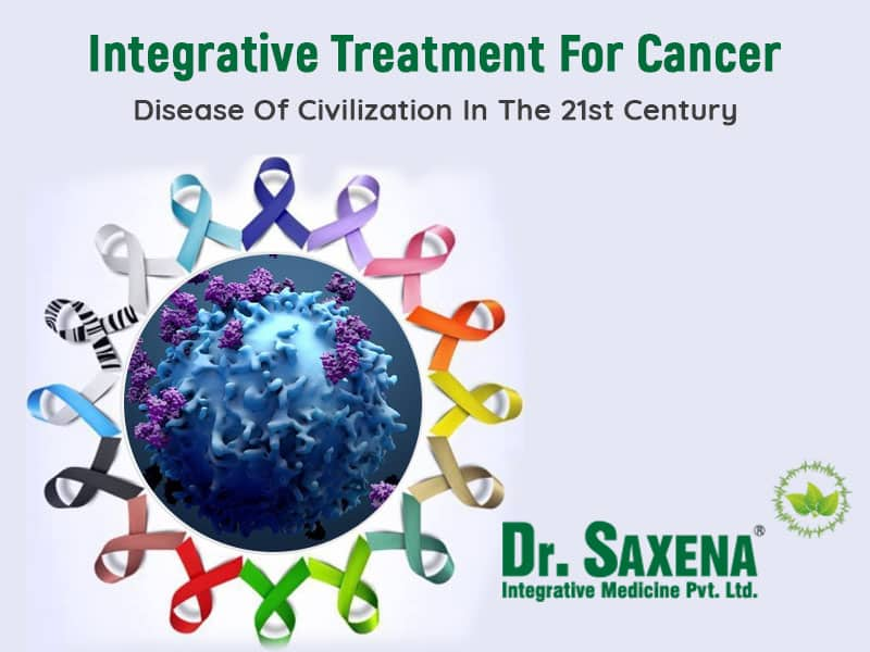 Integrative Treatment For Cancer: Disease Of Civilization In The 21st Century