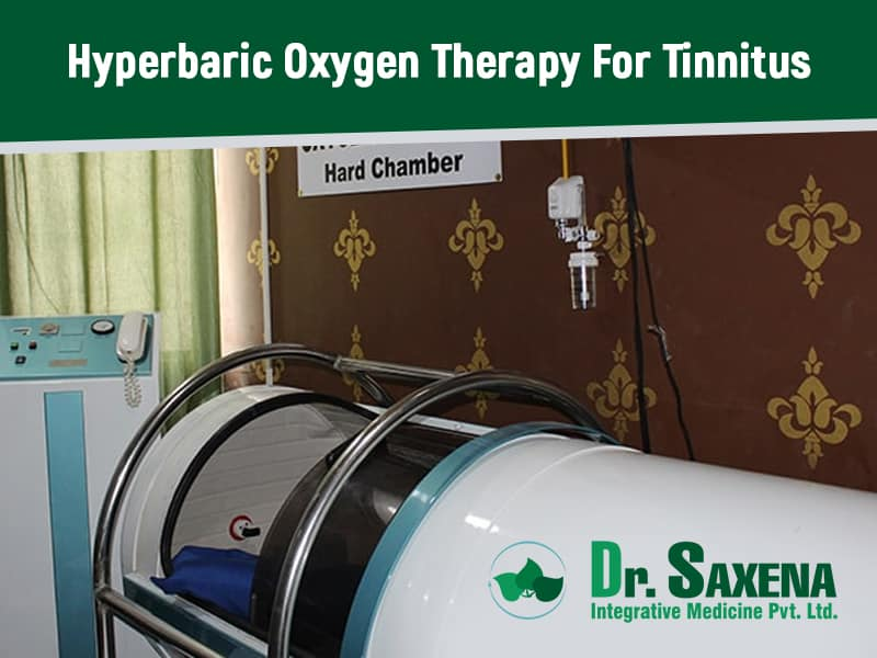 Hyperbaric Oxygen Therapy For Tinnitus